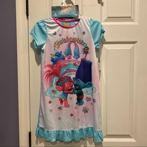 Other - Trolls nightgown size 8